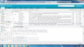 Download Zimbra 8 End User Demo Video