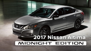 Download 2017 Nissan Altima Midnight Edition Video