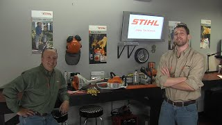 Download How to Store Your STIHL Gas-Powered Equipment Video