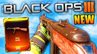 Download NEW ″PPSH GAMEPLAY″ - IS IT GOOD? - (Black Ops 3 NEW DLC GUN) Video