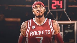 Download Carmelo Officially Signs Rockets! Lakers Playoffs? 2018 Free Agency Video