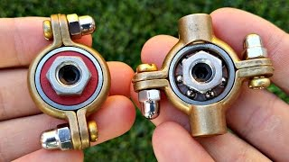 Download How To Make A Hand Spinner Fidget Toy (Easy DIY Munsen Ring Hand Spinners) Video