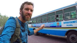 Download How is Bus Travel in INDIA? The Journey to Rishikesh Video