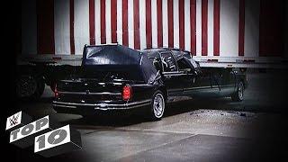 Download Smashing Limousine Scenes: WWE Top 10 Video