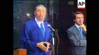 Download Portugal- Castro gives reaction to Pinochet arrest Video