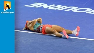 Download Top 5 tear-jerker moments | Australian Open 2016 Video