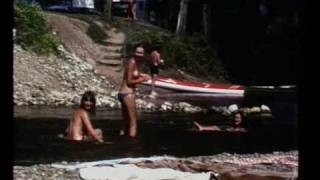 Download Camping and swimming in Dordogne 1976 Video