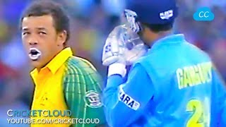 Download Australia FIRED UP Sourav Ganguly DADA with their Sledging !! Video