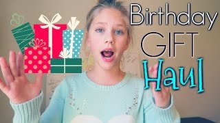 Download Birthday Gifts Haul Hope's 11th Birthday presents and toys from family hopes vlogs Video