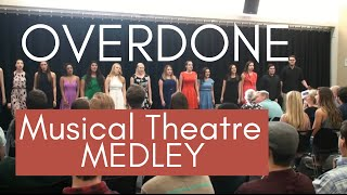 Download Overdone Musical Theatre Medley Video
