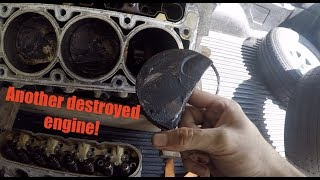 Download Another engine DESTROYED!!! 6.2l ls blown up! Video