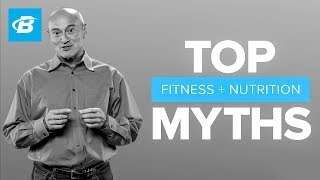 Download 11 Popular Fitness Myths Debunked! | Jose Antonio, PhD Video
