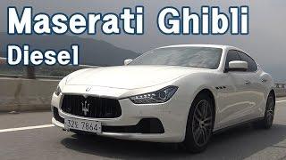 Download 마세라티 기블리 디젤 시승기 1부, 이탈리안과 디젤의 조화? Maserati Ghibli Part1 Video