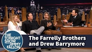 Download The Farrelly Brothers, Drew Barrymore and Jimmy Talk Fever Pitch Video