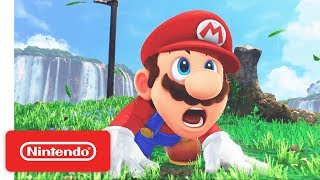 Download Super Mario Odyssey - Game Trailer - Nintendo E3 2017 Video