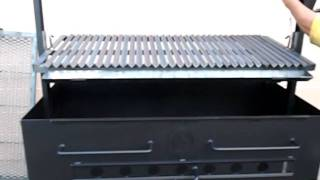 Download AZ BBQ Outfitters Open Face Grill 24 x 48 Video