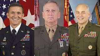 Download Trump Filling His Cabinet With Former Military Is a DISASTER Video