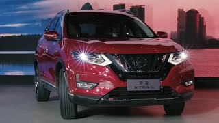 Download New Nissan X-Trail with Intelligent Mobility: Auto Shanghai 2017 Video