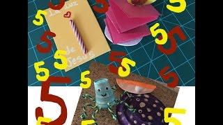 Download 5 Manualidades para niños/Escuela Dominical Video