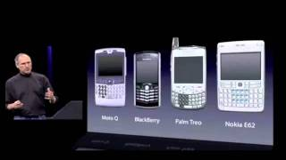 Download Steve Jobs announcing the first iPhone in 2007 Video