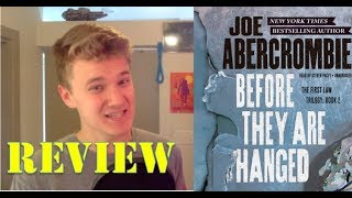 Download BEFORE THEY ARE HANGED -By Joe Abercrombie (Book 2 in The First Law Trilogy) Video