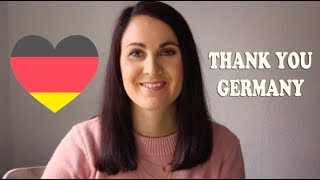 Download HOW GERMANY HAS CHANGED ME (in a positive way) Video