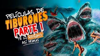 Download Te Lo Resumo | 3 Películas de Tiburones Así Nomás Video