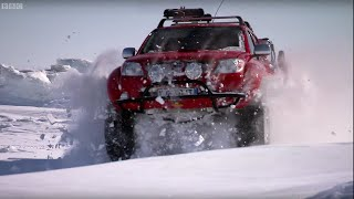 Download Trapped In The Ice Field - Polar Special (Part 4) | Top Gear Video