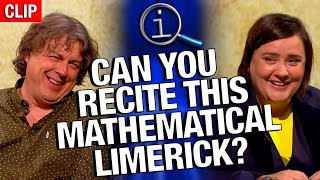 Download QI   Can You Recite This Mathematical Limerick? Video