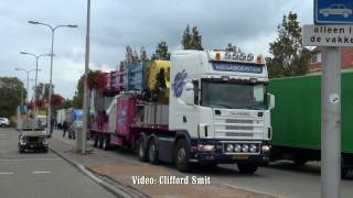 Download Scania trucks collection Video