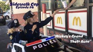 Download Sidewalk Cop - Episode 6 - Mickey's Grand Theft Auto Video