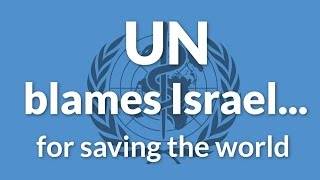 Download The UN Blames Israel...for Saving the World Video
