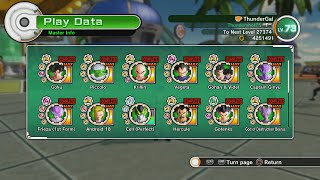 Download Dragon Ball Xenoverse How To Level Up Masters/Mentors FAST Video