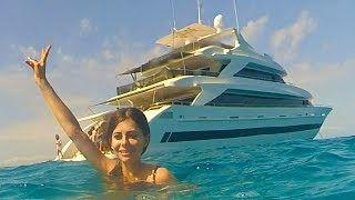 Download $42 Million Dollar Yacht Tour ! Video