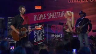 Download Blake Shelton - Go Ahead and Break My Heart (Live on the Honda Stage at the iHeartRadio Theater LA) Video