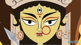 Download The Story of Goddess Durga | Mocomi Kids Video