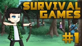 Download Survival Games #1 - (Bear) Blow Grylls! Video