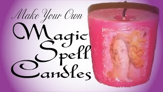 Download Make Your Own Magic Spell Candles Video