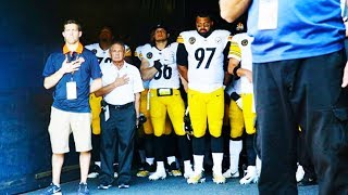 Download Steelers Respond To Trump's NFL Criticism Video