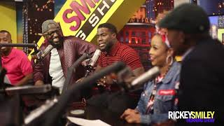 Download Kevin Hart & Will Packer Talk Old Frat Boys Needing To 'Let It Go' | RSMS Video
