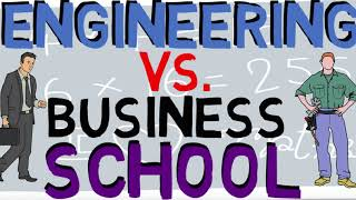 Download Should you major in Engineering or Business (Engineering vs Business) Video