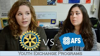 Download Rotary Youth Exchange VS. AFS Video
