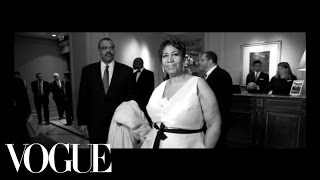 Download Inside Aretha Franklin's Birthday Party at the Ritz Video