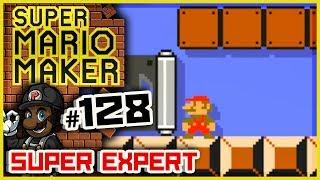 Download Super Mario Maker w/ @PKSparkxx! #128 | ″I DON'T HAVE ENOUGH SKILL!?″ Video