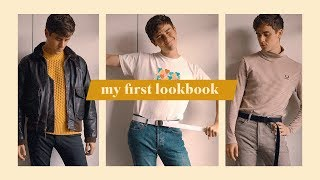 Download My First Lookbook Video