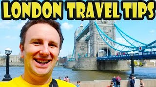 Download London Travel Tips: 10 Things to Know Before You Go Video