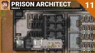 Download Let's Play - Prison Architect (Prison 8) - Part 11 Video