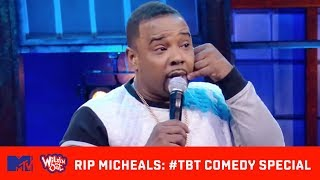 Download Rip Micheals Has A Message 📝 For The Fellas! 😂 | Throwback Comedy Special | Wild 'N Out Video