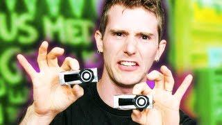 Download The TINIEST Nvidia SLI Setup EVER? Video
