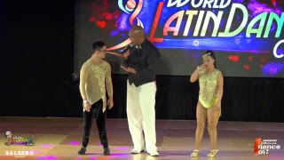 Download World Latin Dance Cup 2018 Day 3, Thursday, SEMIFINALS Video